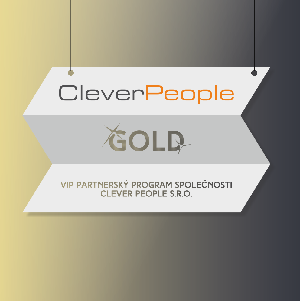 Logo CleverPeople Gold