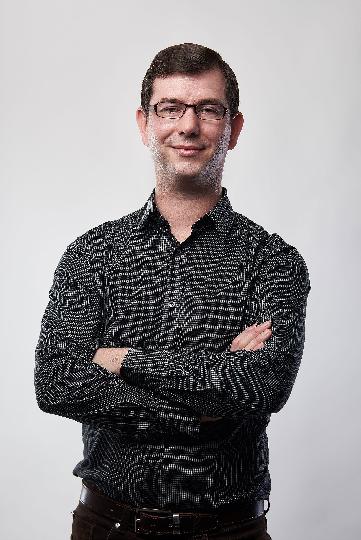 Victor Coufal - Hlavní IT administrátor CleverPeople