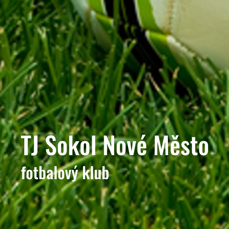 logo TJ Sokol Nové město