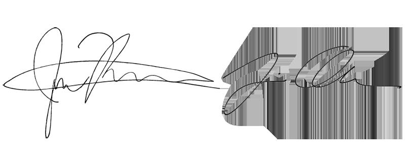 Podpisy majitelé společnosti