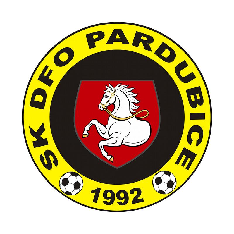 logo sk dfo pardubice