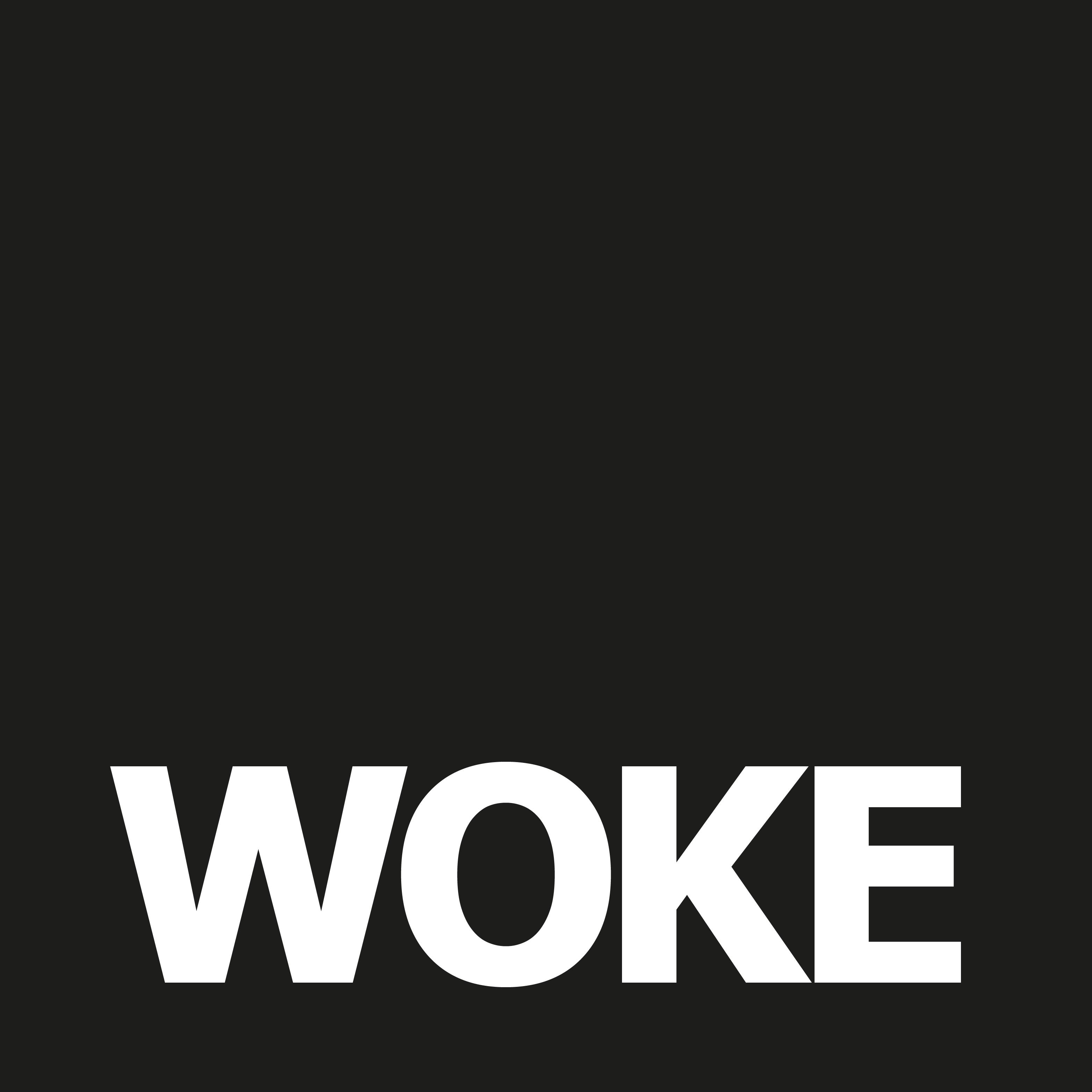 logo woke